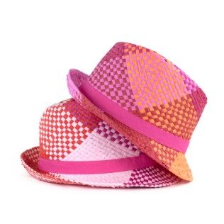 Kapelusz trilby Hot Summer
