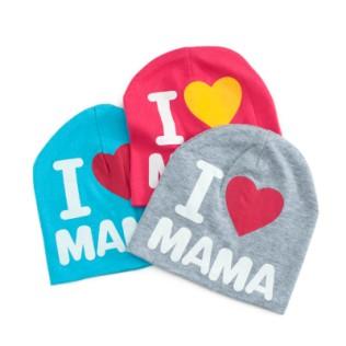 Czapka I Love Mama