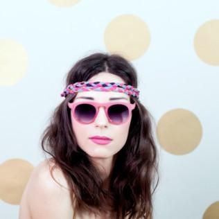 Okulary przeciwsłoneczne Pastele