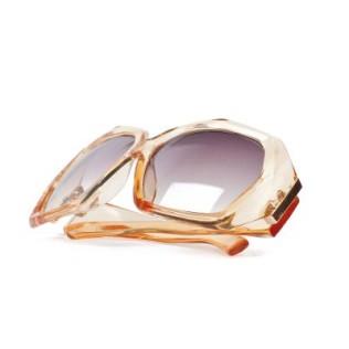 Okulary Muchy w kant