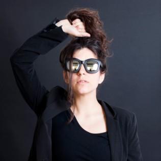 Okulary przeciwsłoneczne Lustrzane