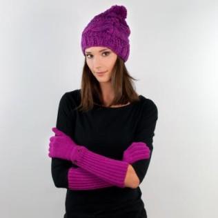 Rękawiczki-długie, krótkie i mitenki
