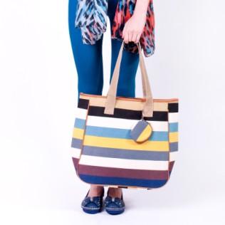 Kolorowa torba na lato